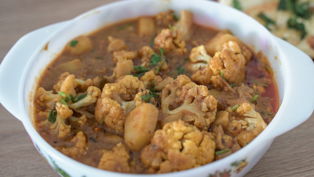 Aloo Gobi Indian Cooking Class by Chef Samuel