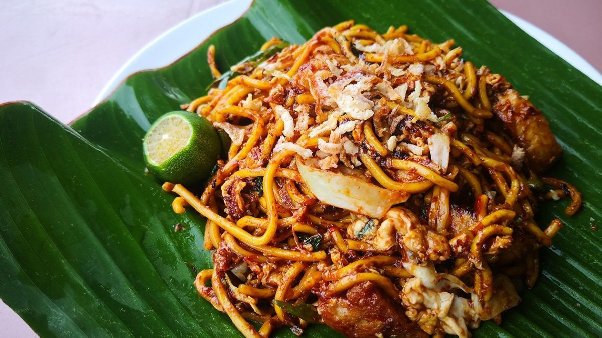 Mee Mamak Goreng Cooking Class Penang with Chef Samuel