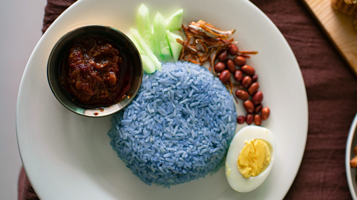 Nasi Lemak Malaysia Malay Cooking Class Penang with Chef Samuel