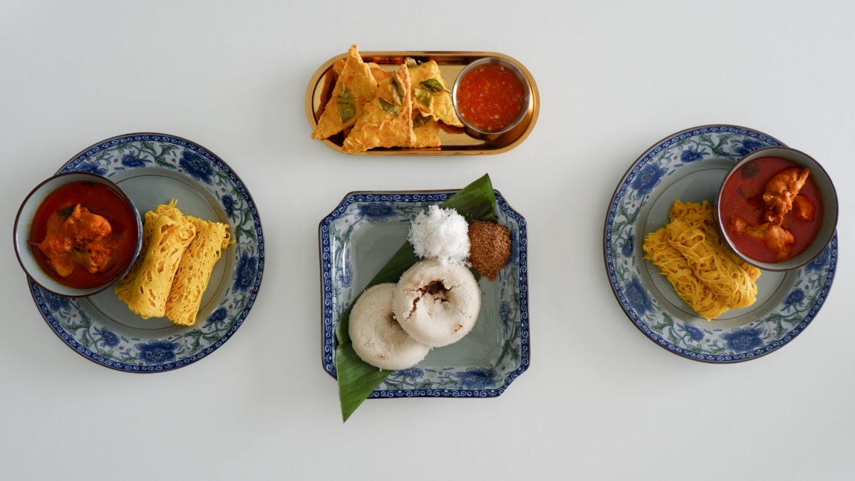 Roti Jala Tempeh and Putu Piring Couple Cooking Class Penang with Chef Samuel